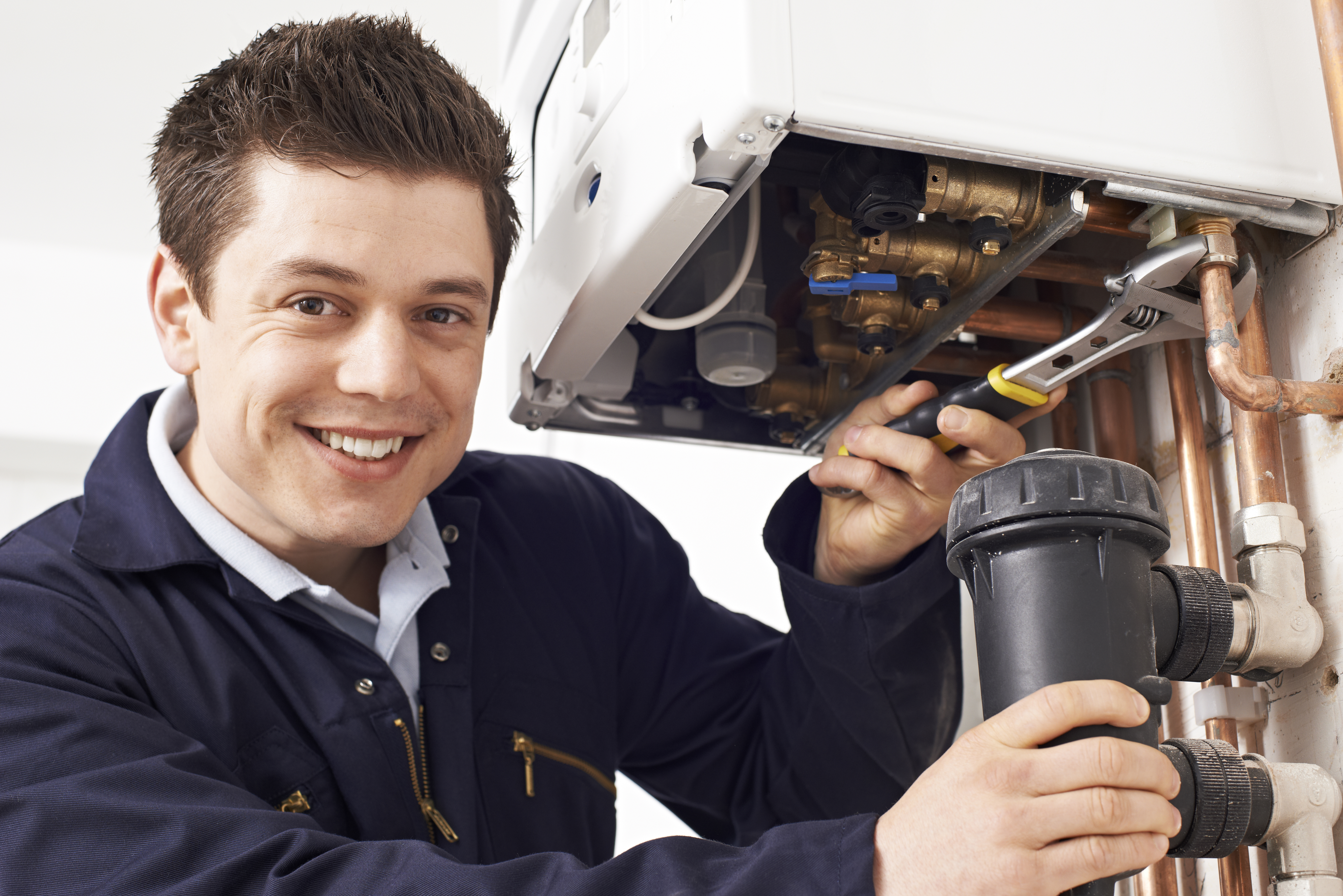 There are many routes to becoming a gas engineer